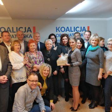 Parlamentarzyści otworzyli biuro w Gryfinie